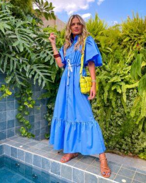 Vestido escolha Thassia Naves
